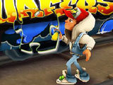 Subway Surfers граффити