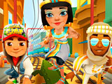 Subway Surfers: Каир