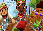 Subway Surfers - Кения
