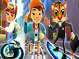 Subway Surfers Сингапур